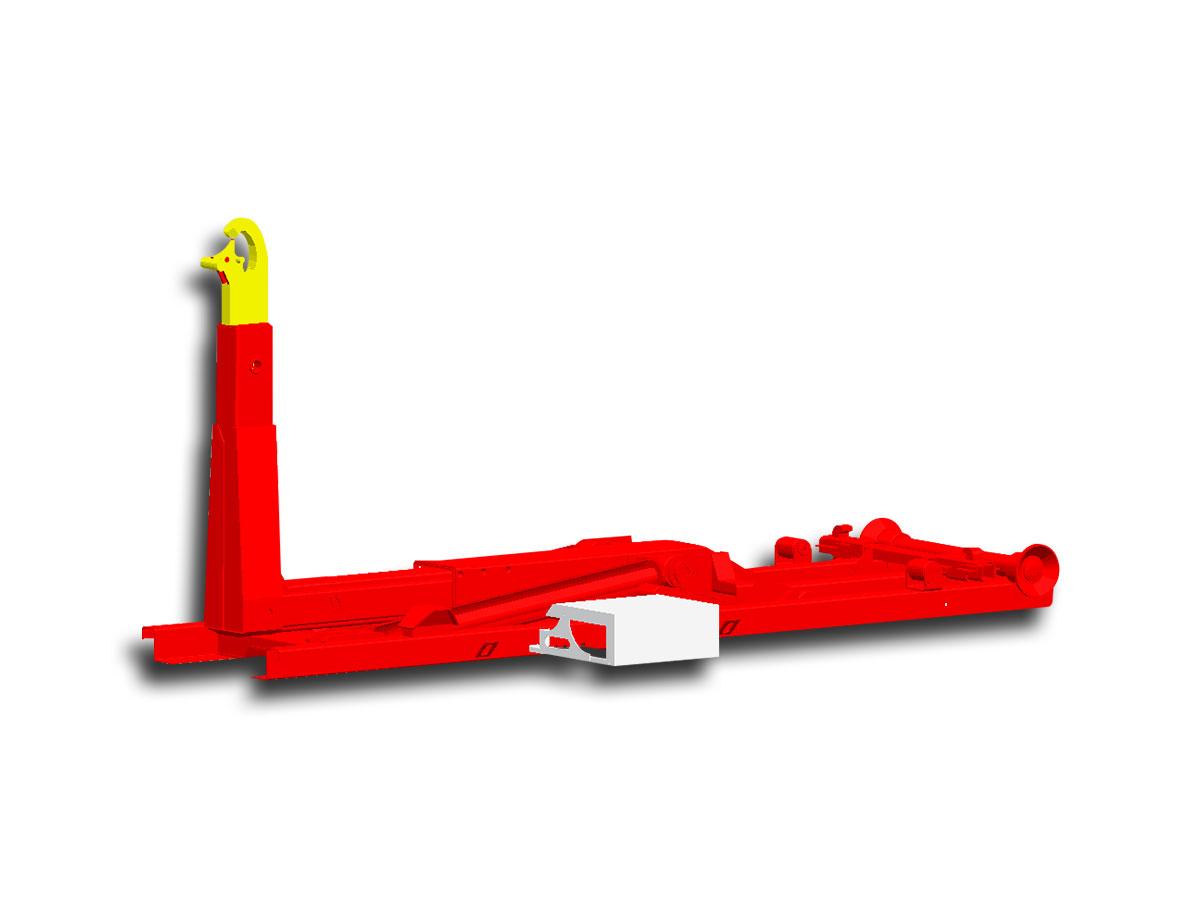 YSYLB14-42-H拉臂上装
