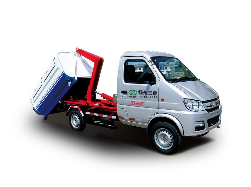 YSY5034ZXX车厢可卸式垃圾车