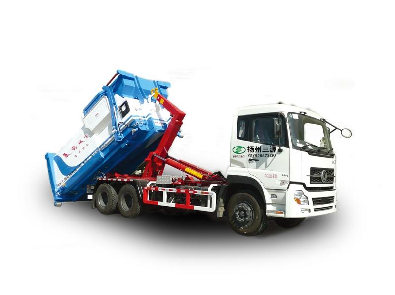 YSY5255ZXXE5车厢可卸式垃圾车