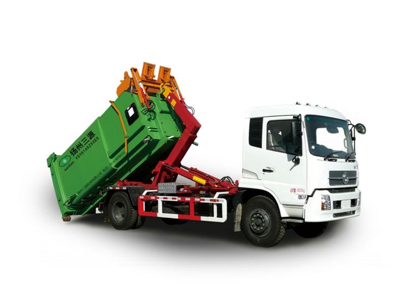 YSY5180ZXXE5车厢可卸式垃圾车
