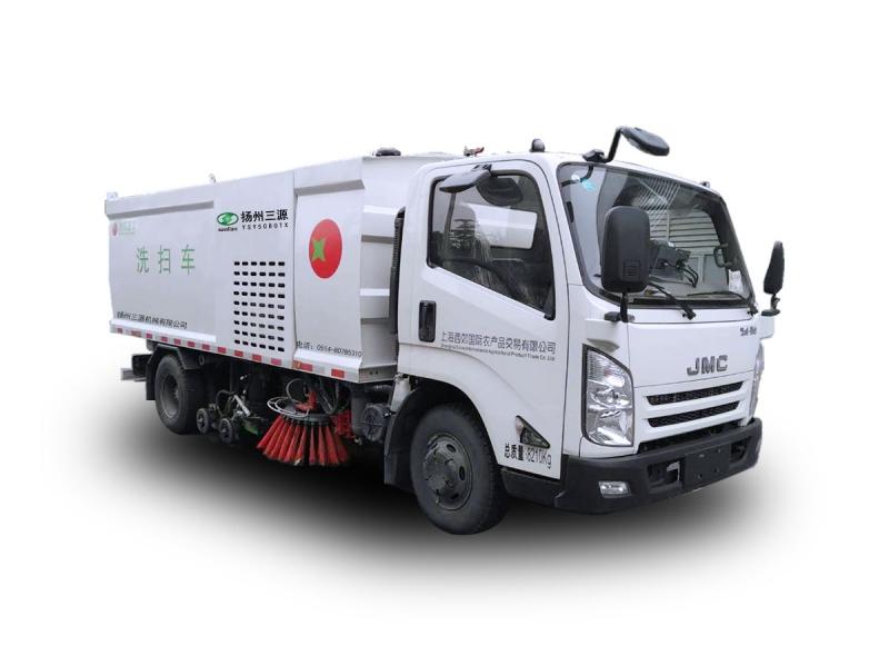 YSY5080TXS洗扫车