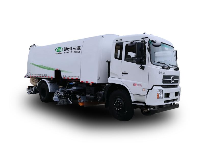 YSY5181TXSE5洗扫车