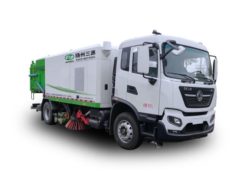 YSY5180TXSE6洗扫车