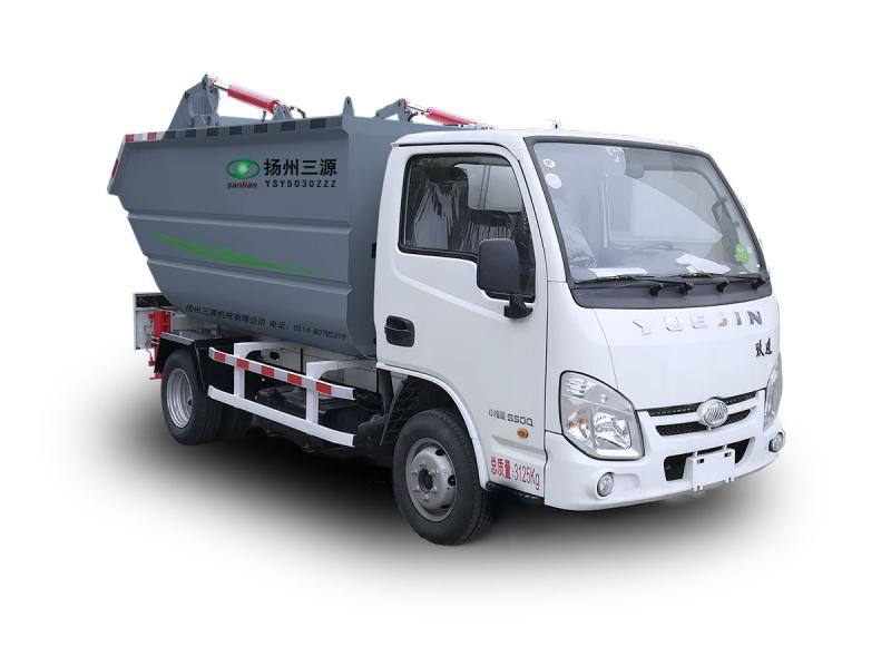 TSY5030ZZZ自装卸式垃圾车