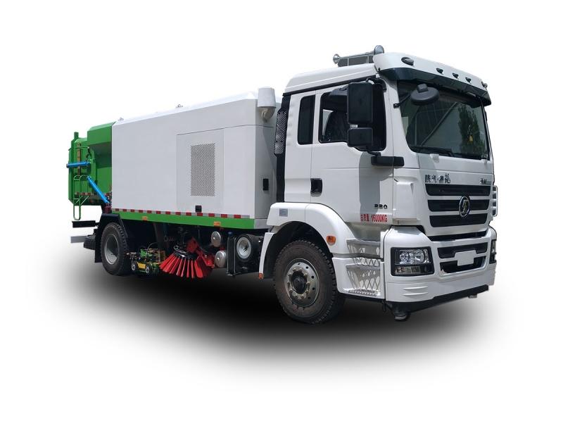 YSY5165TXSSE5洗扫车