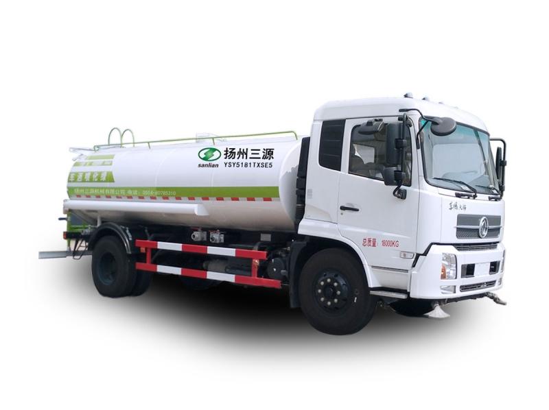 YSY5180GPSE5绿化喷洒车