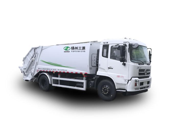 压缩式垃圾车使用方法是怎样的?
