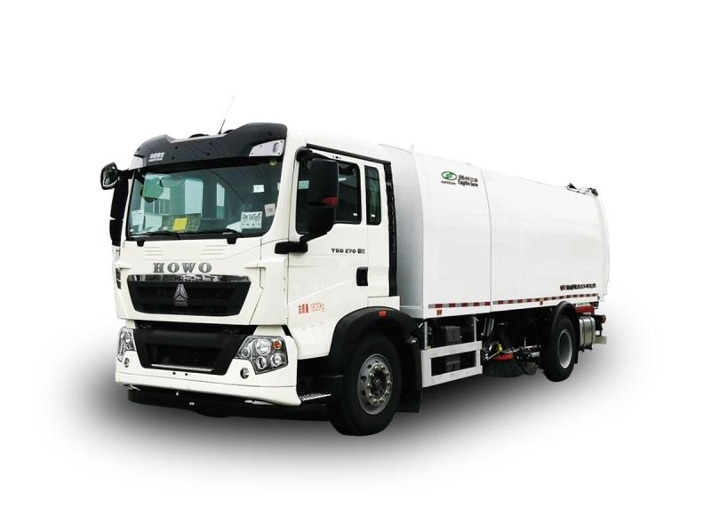 YSY5183TXSE6洗扫车