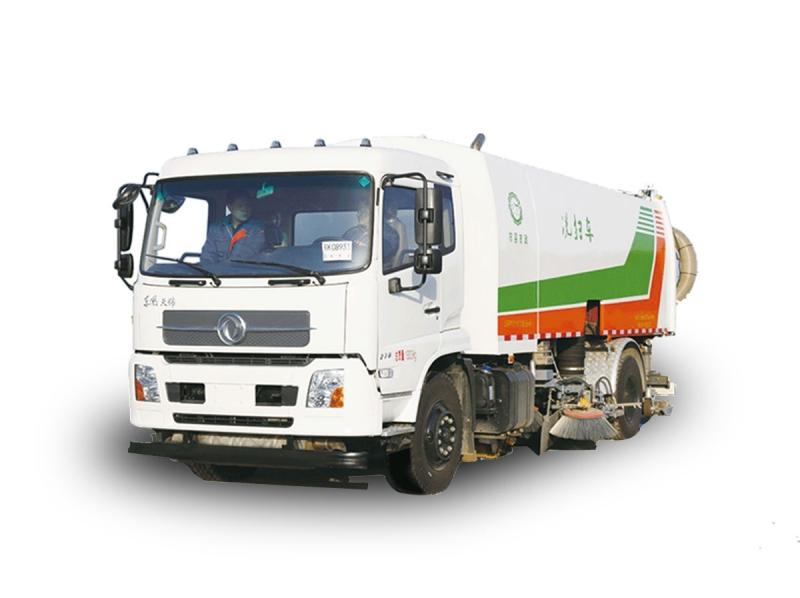 YSY5181TXS洗扫车