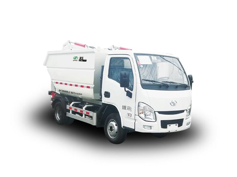 YSY5030ZZZE6自装卸式垃圾车