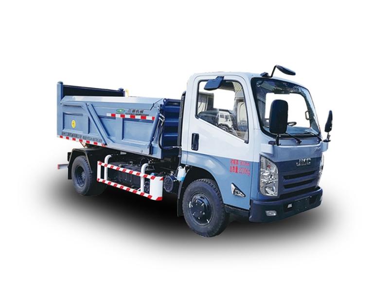 YSY5080ZLJE6自装卸式垃圾车