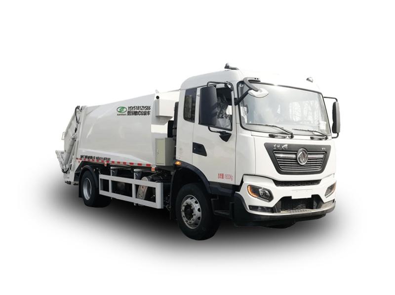 YSY5181ZYSE6压缩式垃圾车