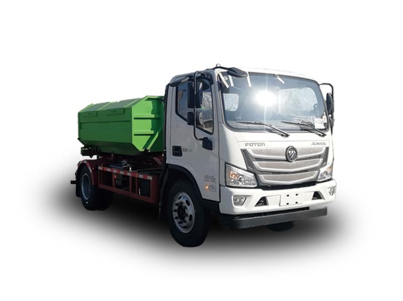 YSY5121ZXXE6车厢可卸式垃圾车