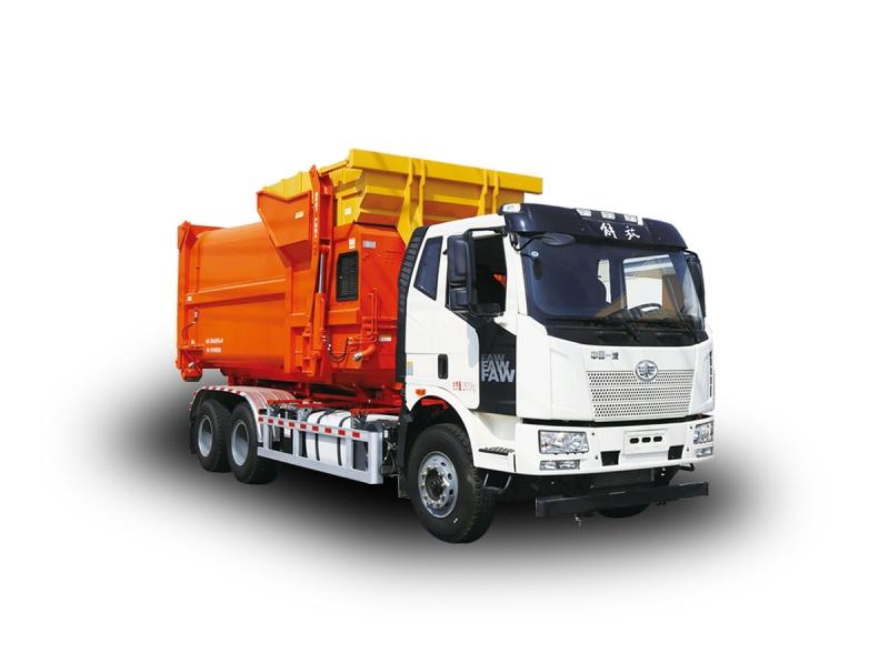 YSY5257ZXXE6车厢可卸式垃圾车