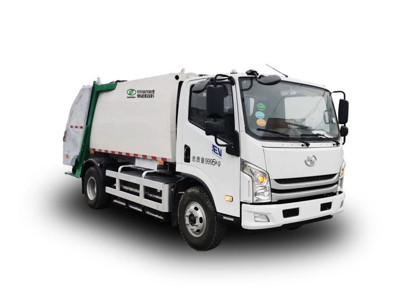 YSY5100ZYSBEV纯电动压缩式垃圾车