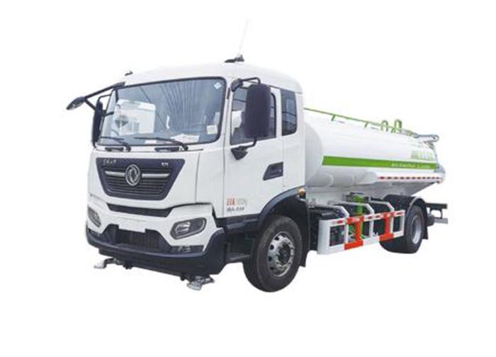 绿化喷洒车的水泵漏水怎么办?