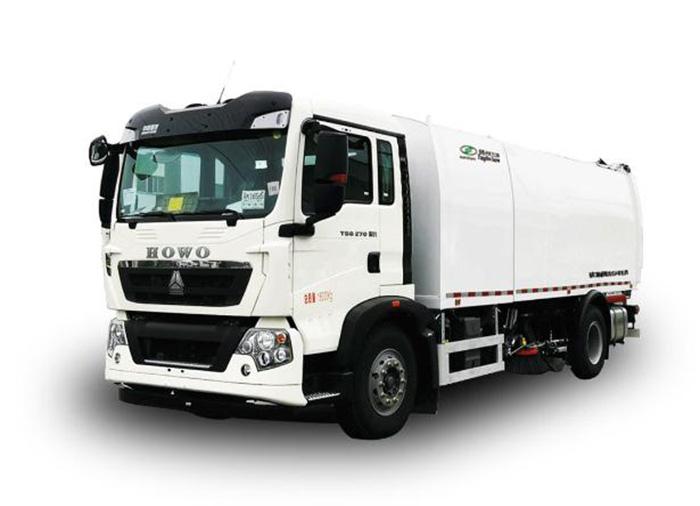 扫路车功能特点主要有哪些方面?